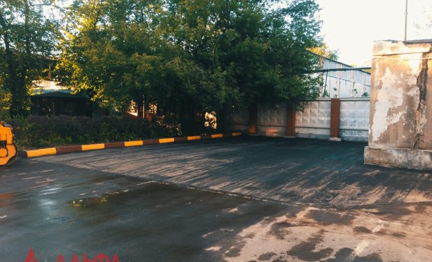 Укладка асфальта - АО «Мостранссклад» - 3
