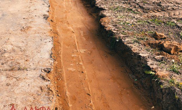 Укладка асфальта - Расширение проезжей части в Лызлово - 1