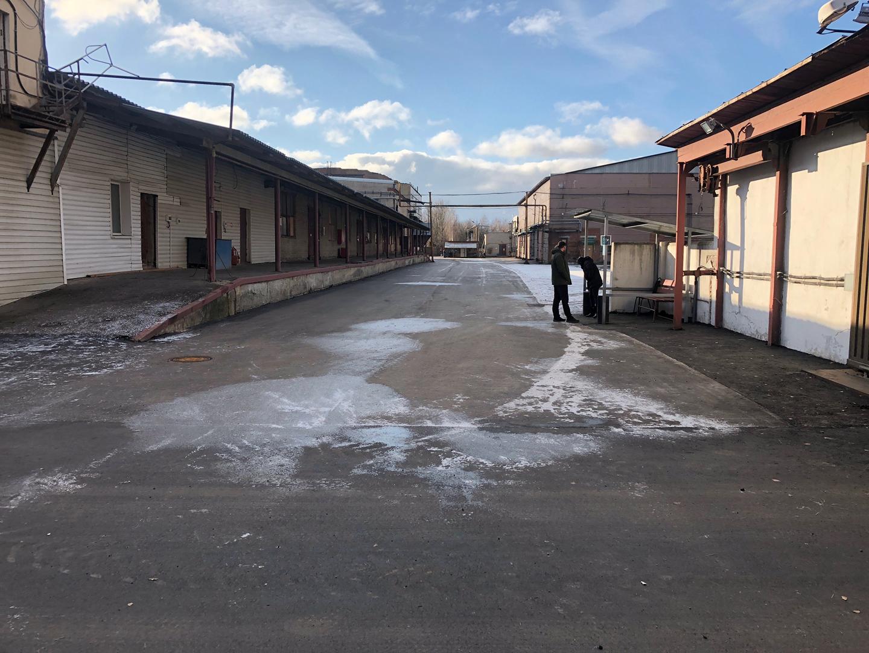 Укладка асфальта - Подольск - 6